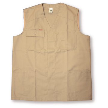 Mounting Waistcoat Manager beige Size 58